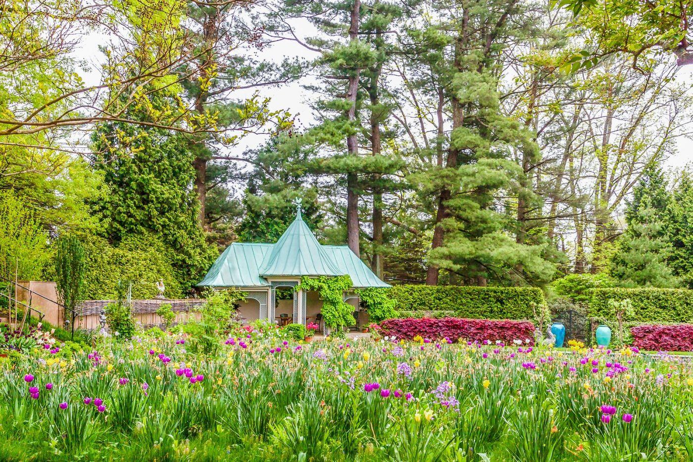 Chanticleer花园,一景一画_图1-1
