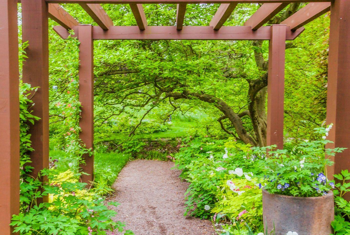 Chanticleer花园,一景一画_图1-10