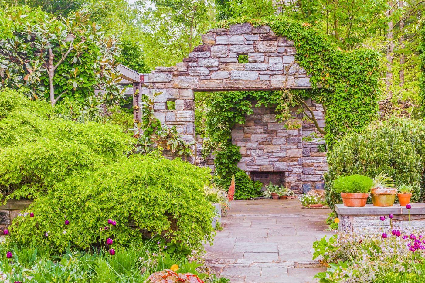 Chanticleer花园,一景一画_图1-12