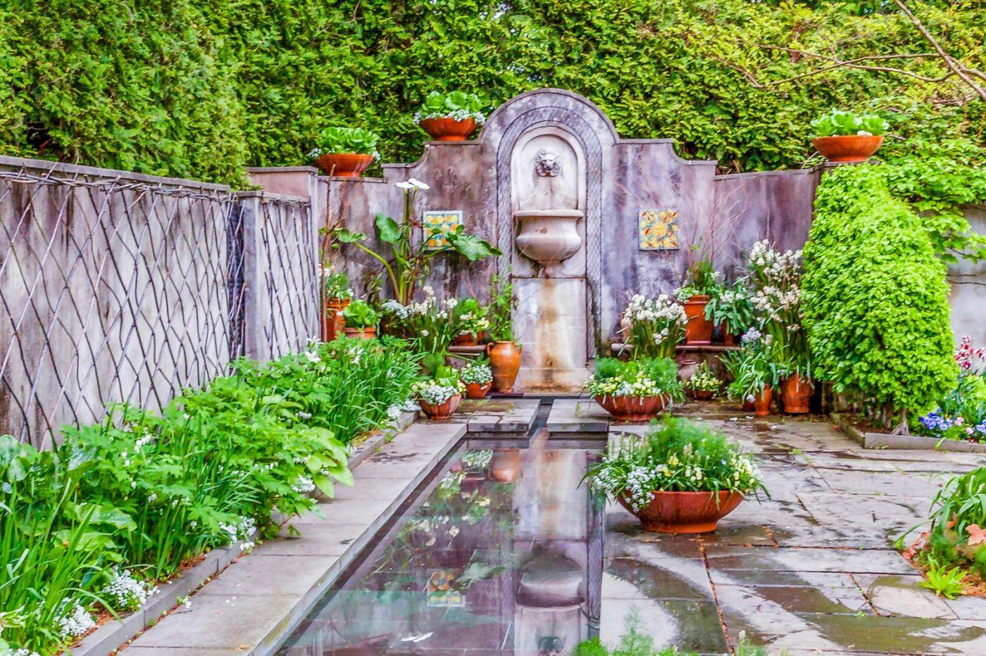 Chanticleer花园,一景一画_图1-11