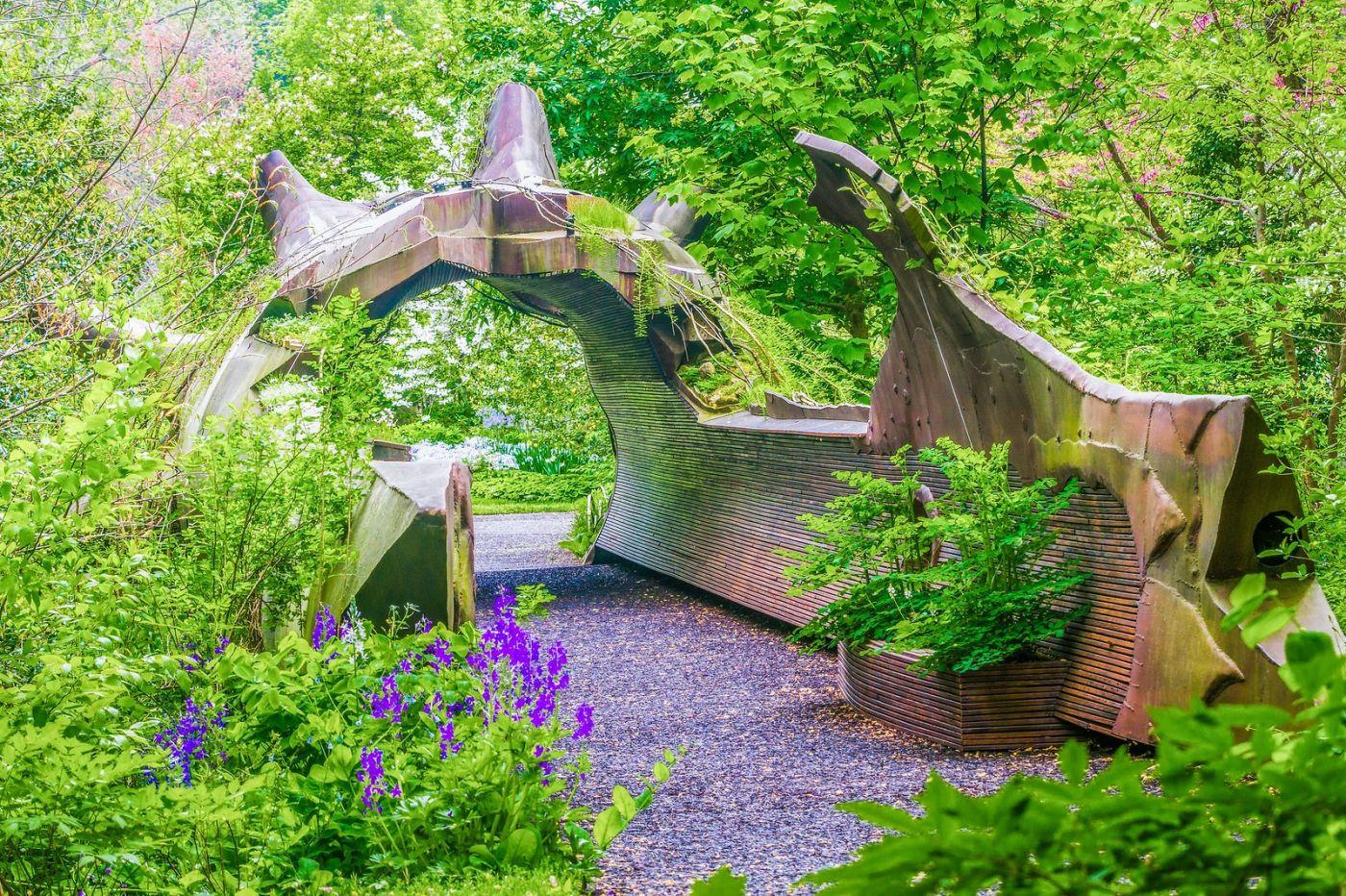 Chanticleer花园,一景一画_图1-14