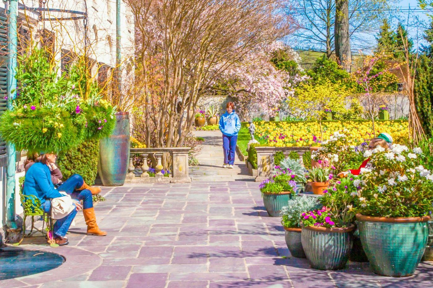 Chanticleer花园,一景一画_图1-16
