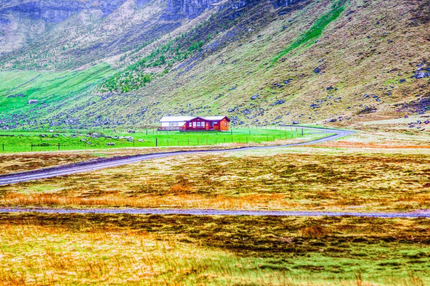 冰岛风采,大山民舍羊群_图1-18