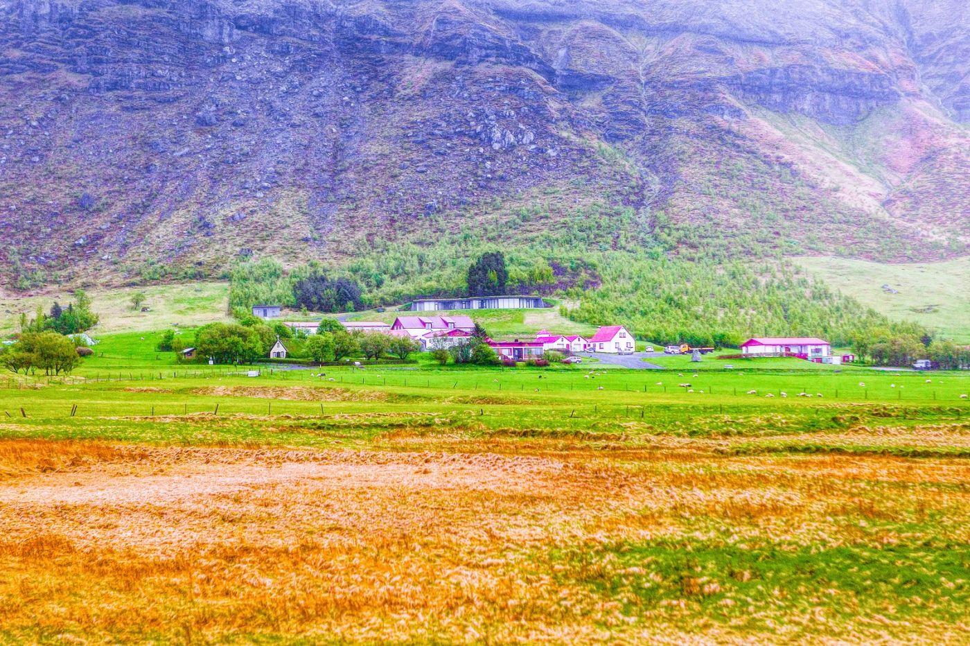 冰岛风采,大山民舍羊群_图1-16