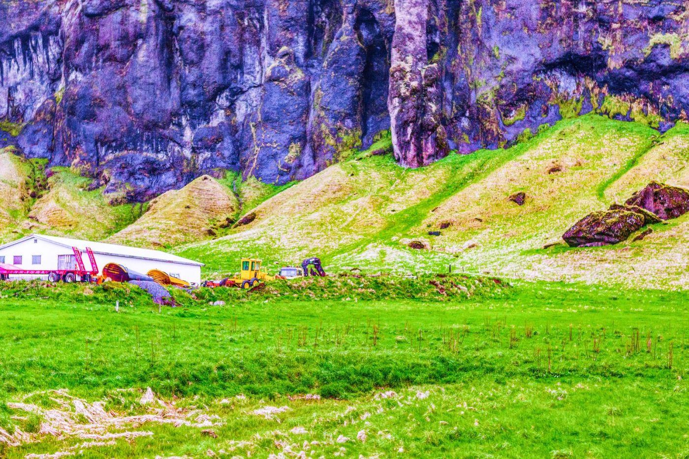 冰岛风采,大山民舍羊群_图1-8