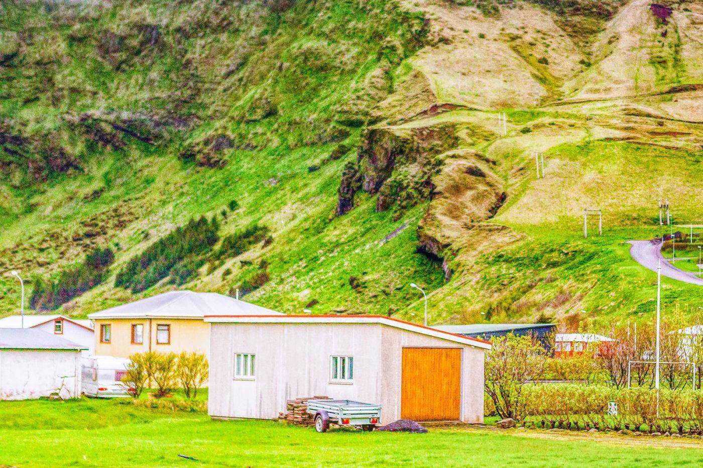 冰岛风采,大山民舍羊群_图1-21