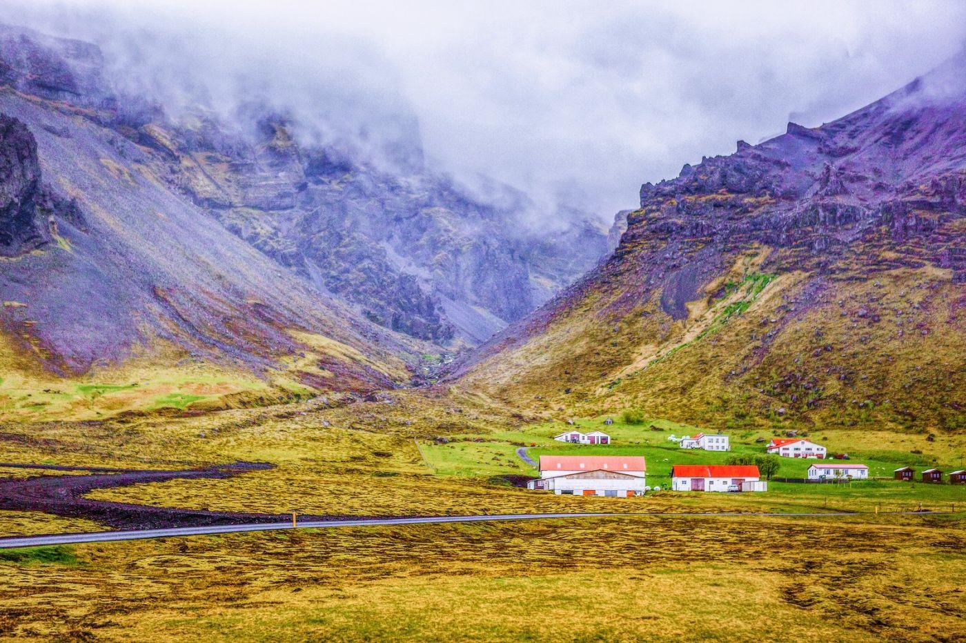 冰岛风采,大山民舍羊群_图1-29