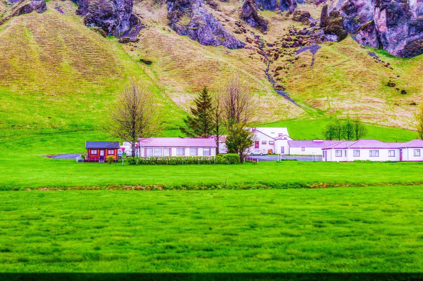 冰岛风采,大山民舍羊群_图1-35