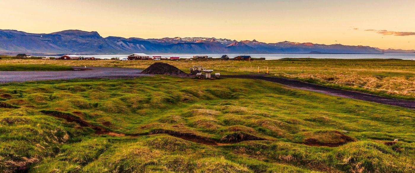冰岛Arnarstapi,海边美景_图1-40
