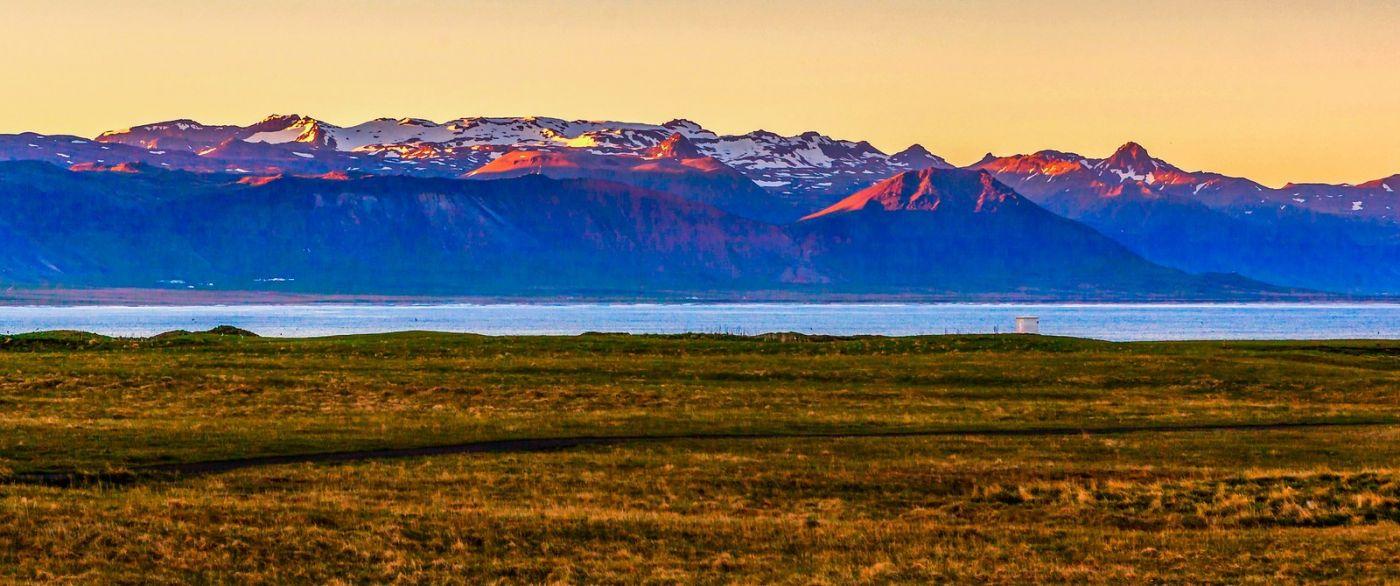 冰岛Arnarstapi,海边美景_图1-39