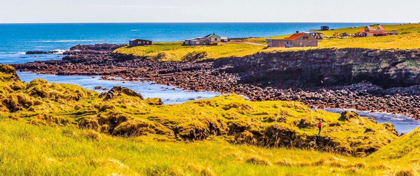 冰岛Arnarstapi,海边美景_图1-34