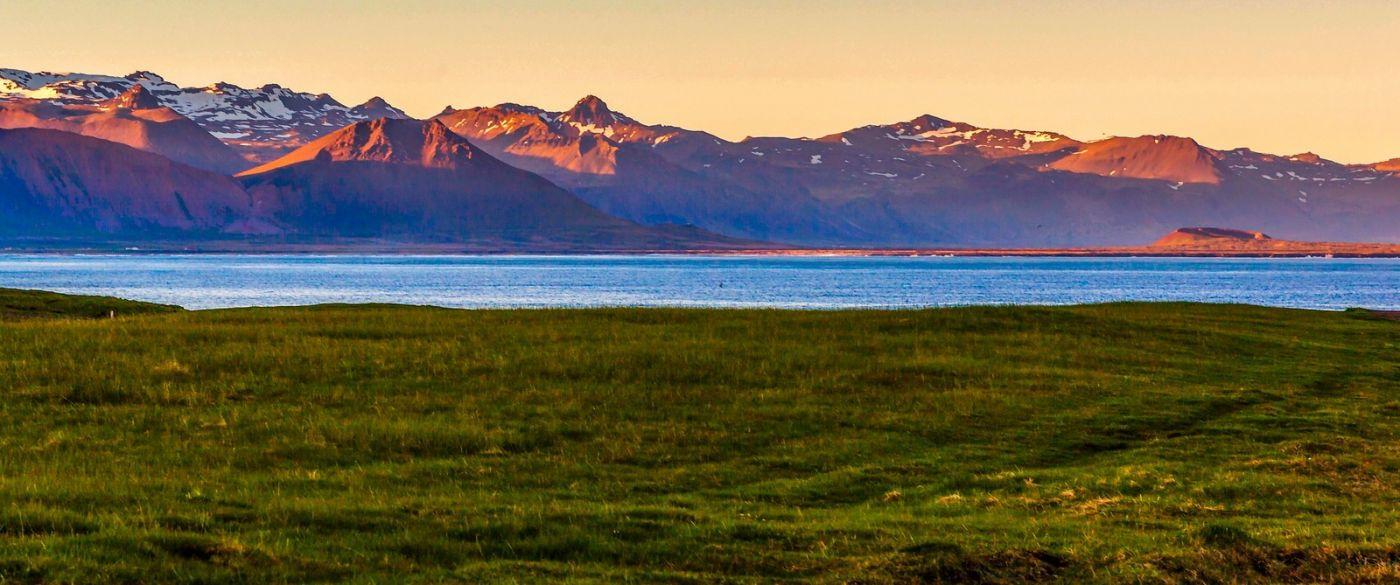 冰岛Arnarstapi,海边美景_图1-35