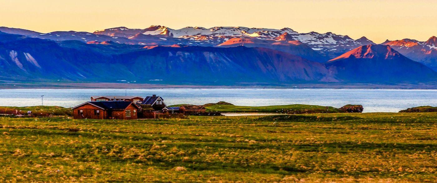 冰岛Arnarstapi,海边美景_图1-36