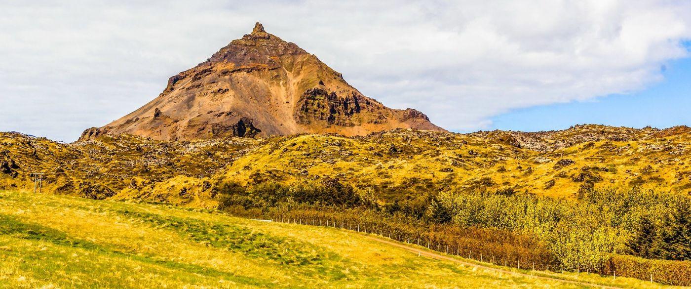 冰岛Arnarstapi,海边美景_图1-37