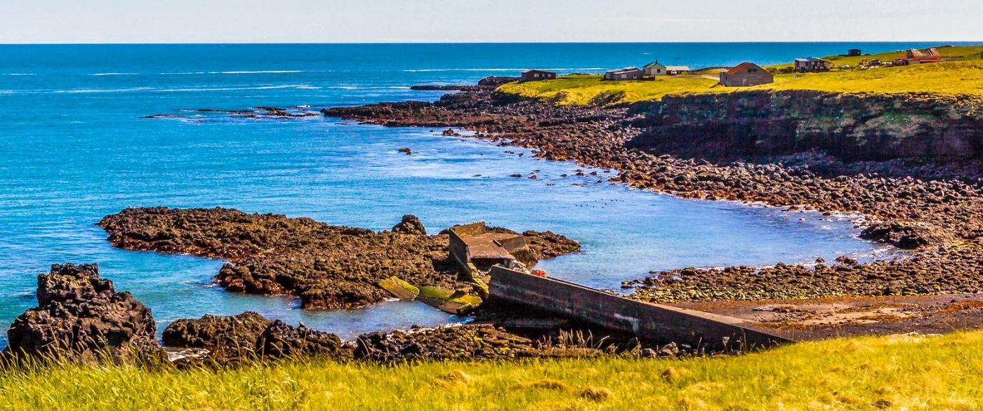 冰岛Arnarstapi,海边美景_图1-31