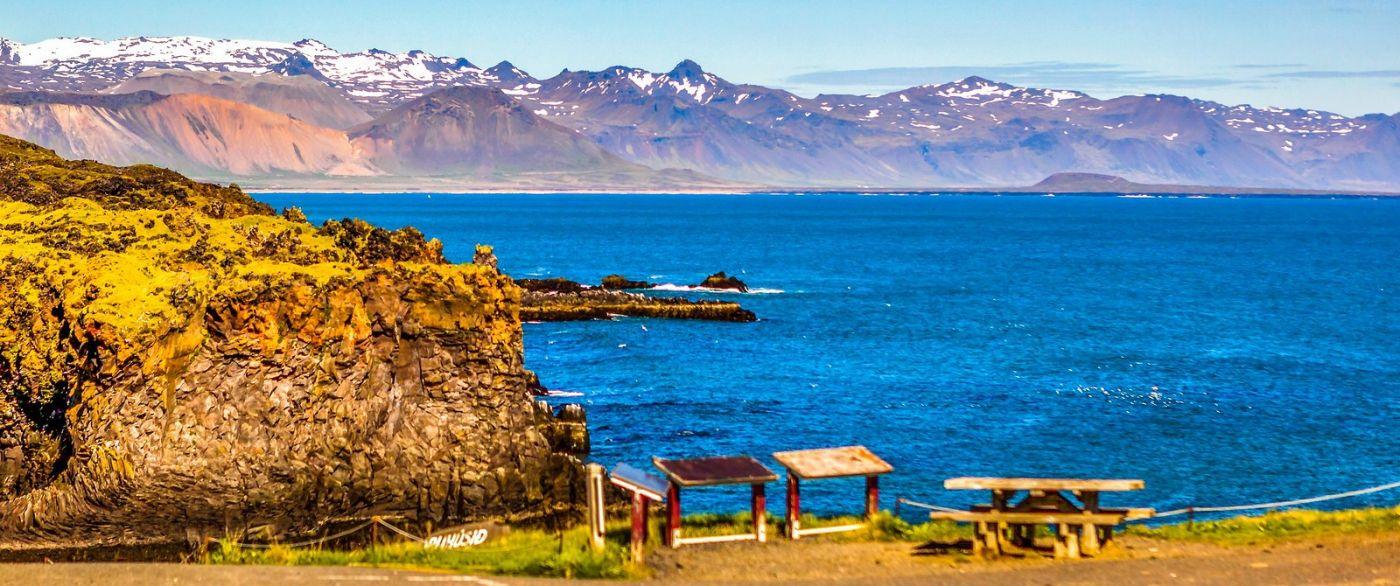 冰岛Arnarstapi,海边美景_图1-30
