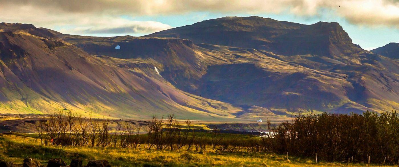 冰岛Arnarstapi,海边美景_图1-29