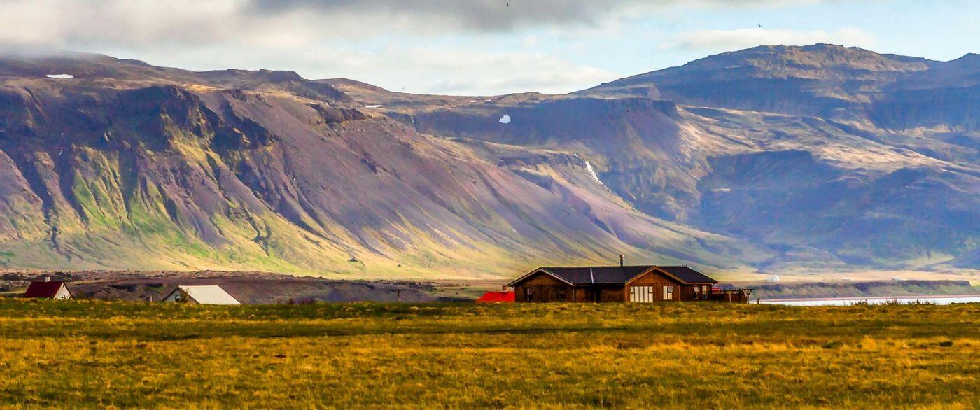 冰岛Arnarstapi,海边美景_图1-25