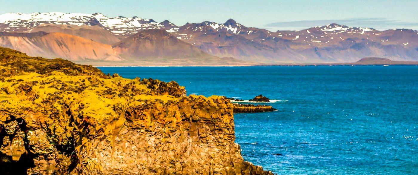 冰岛Arnarstapi,海边美景_图1-26