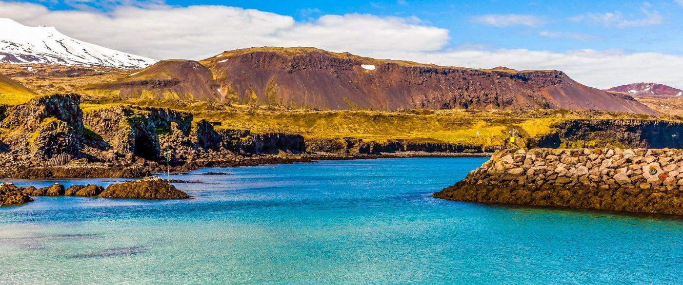冰岛Arnarstapi,海边美景_图1-27