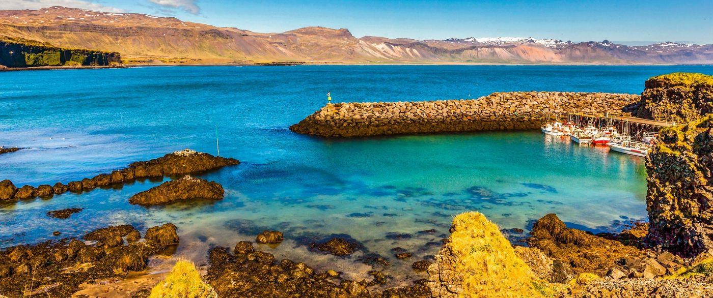 冰岛Arnarstapi,海边美景_图1-28