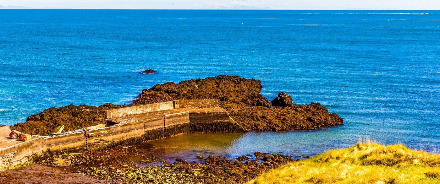冰岛Arnarstapi,海边美景_图1-24