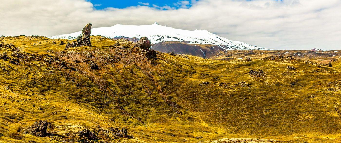 冰岛Arnarstapi,海边美景_图1-23