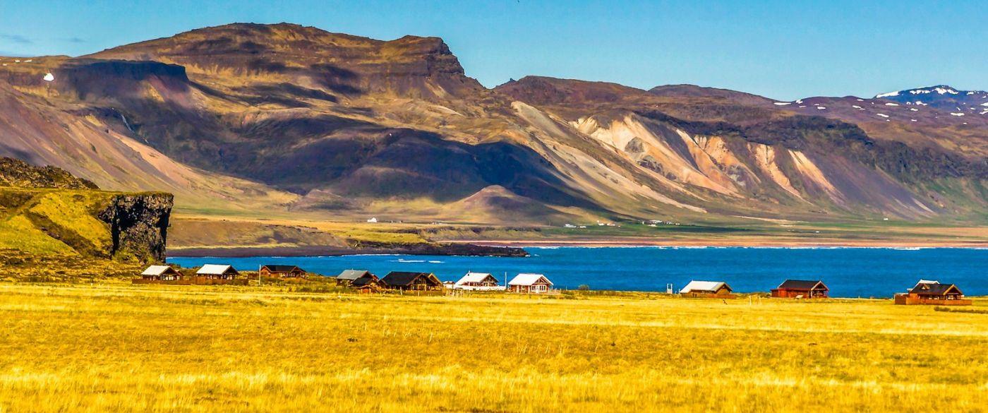 冰岛Arnarstapi,海边美景_图1-22