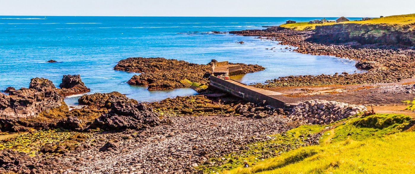 冰岛Arnarstapi,海边美景_图1-21