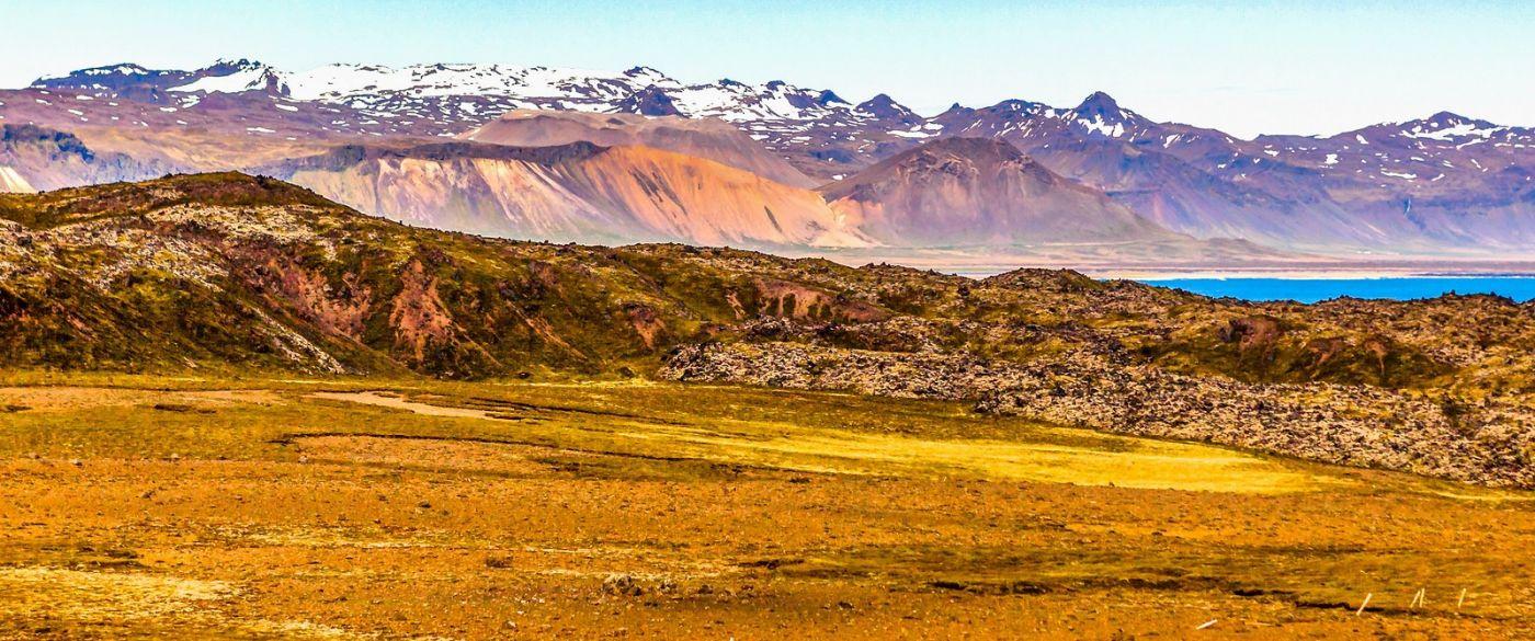 冰岛Arnarstapi,海边美景_图1-17