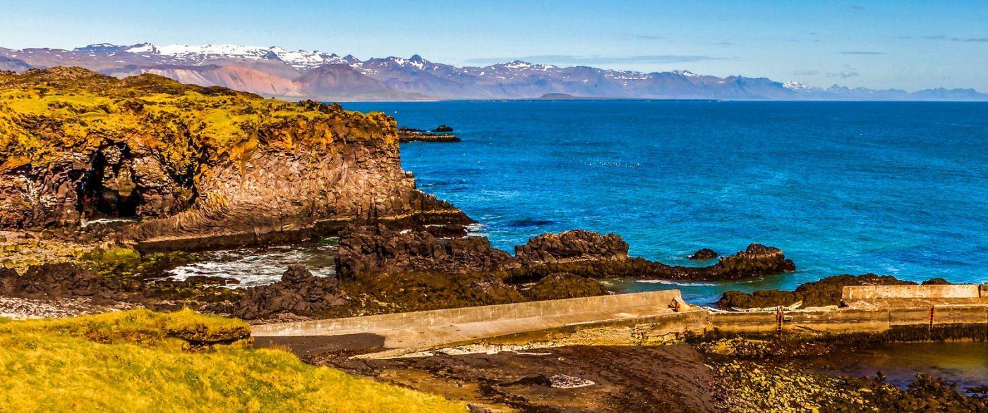 冰岛Arnarstapi,海边美景_图1-18