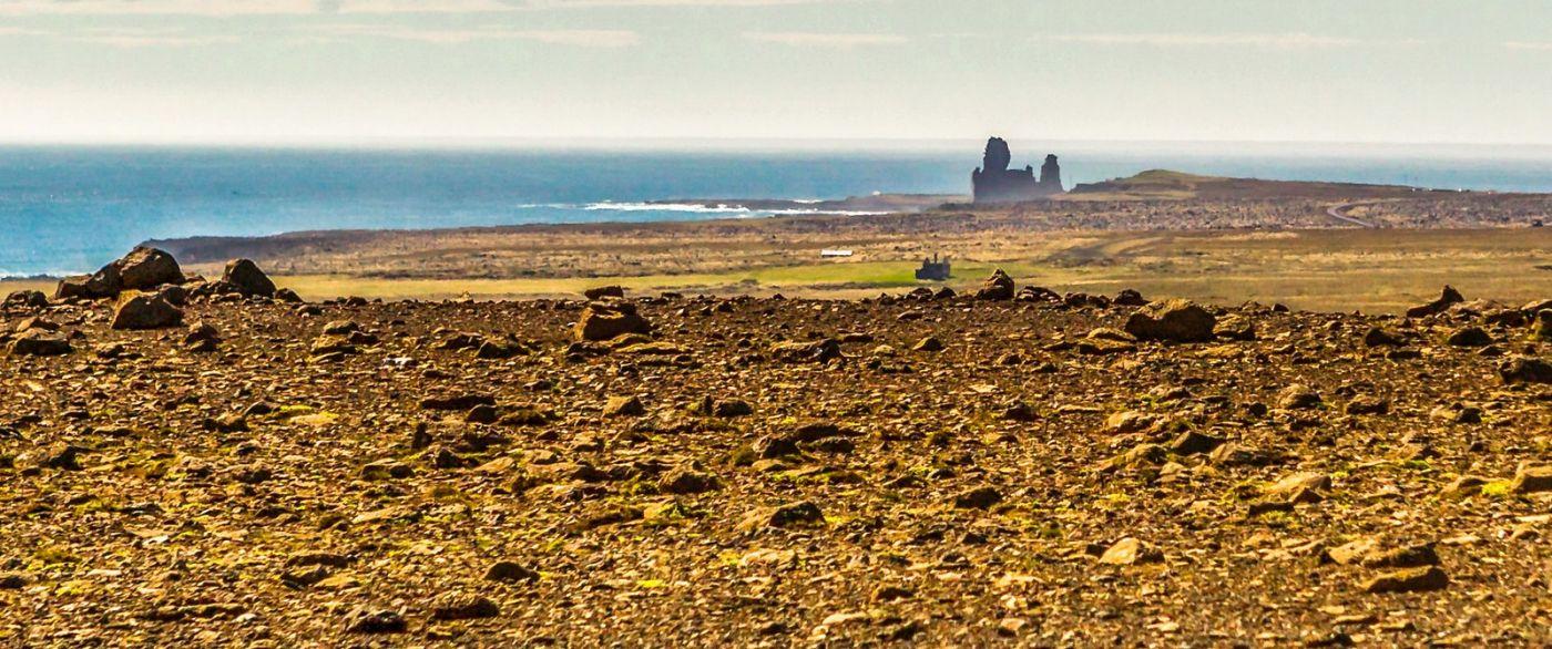 冰岛Arnarstapi,海边美景_图1-3