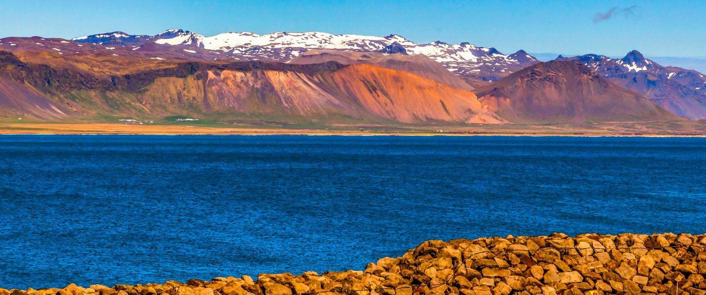 冰岛Arnarstapi,海边美景_图1-7