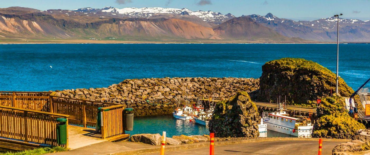 冰岛Arnarstapi,海边美景_图1-6