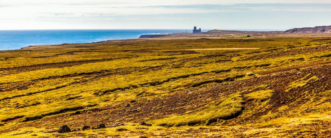 冰岛Arnarstapi,海边美景_图1-5