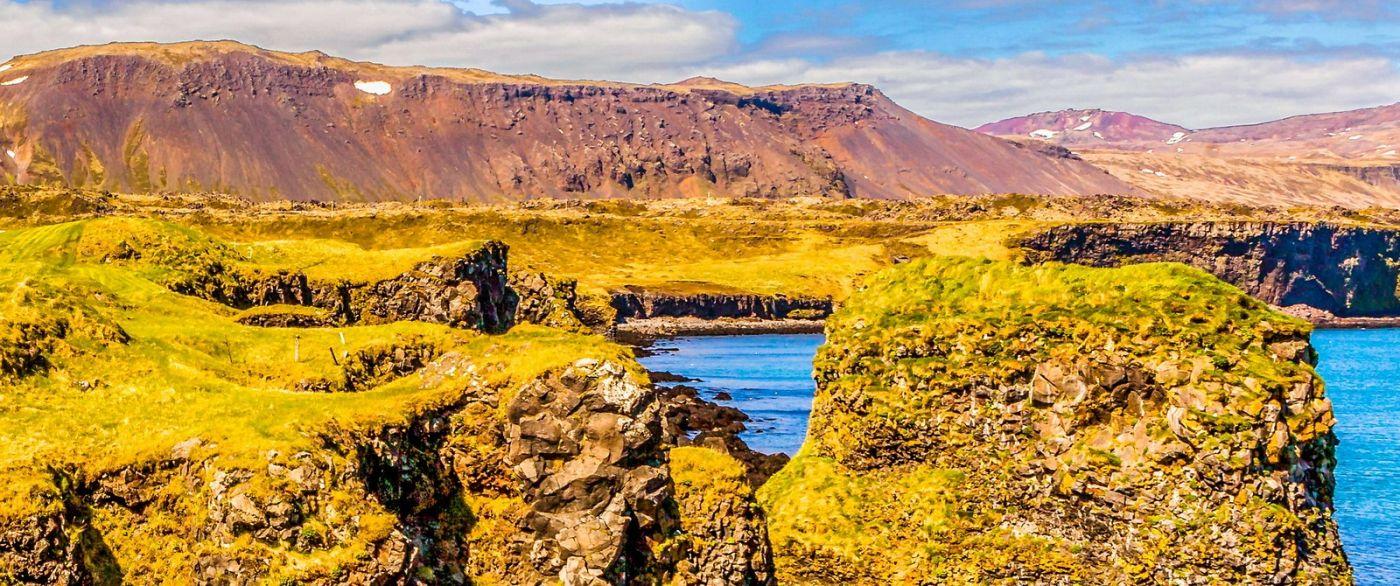 冰岛Arnarstapi,海边美景_图1-9