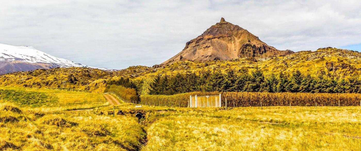 冰岛Arnarstapi,海边美景_图1-10