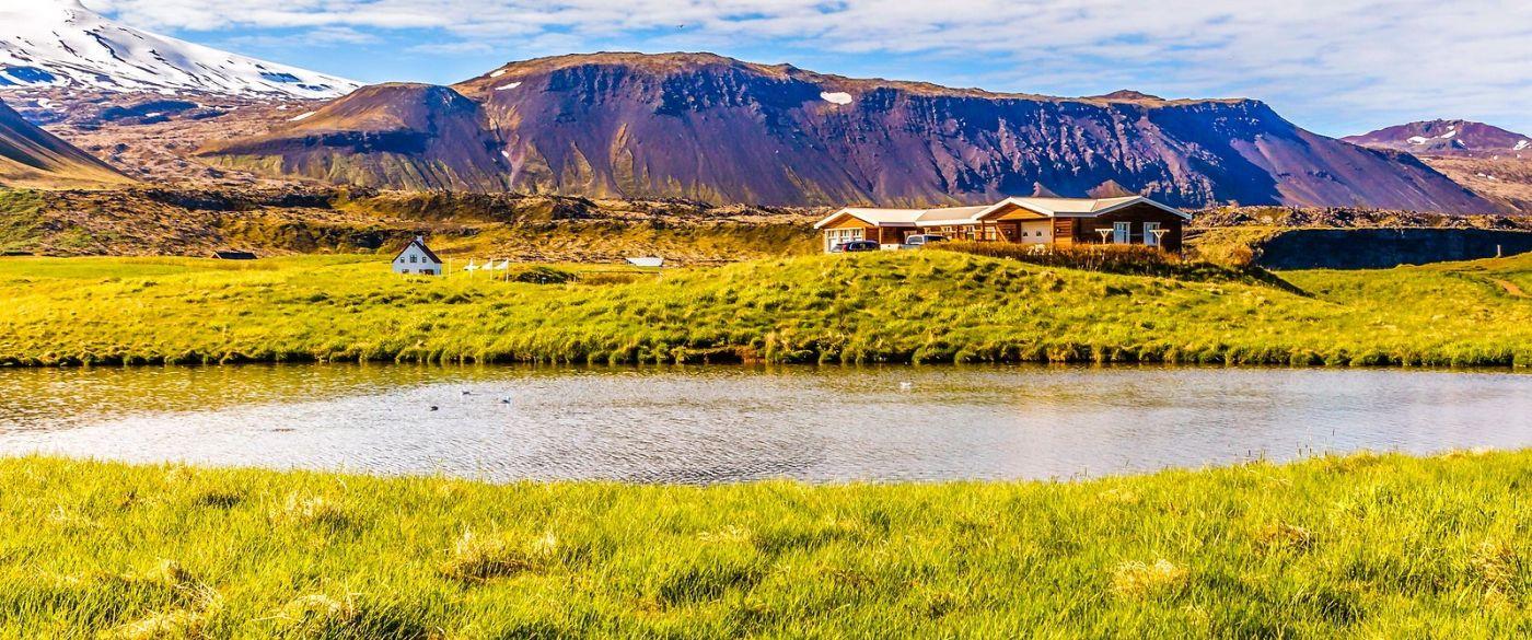 冰岛Arnarstapi,海边美景_图1-11