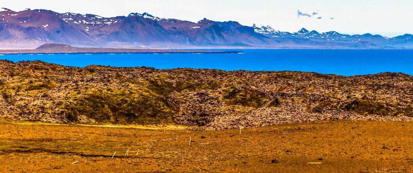 冰岛Arnarstapi,海边美景_图1-12