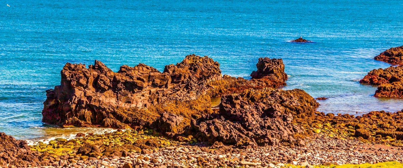 冰岛Arnarstapi,海边美景_图1-16