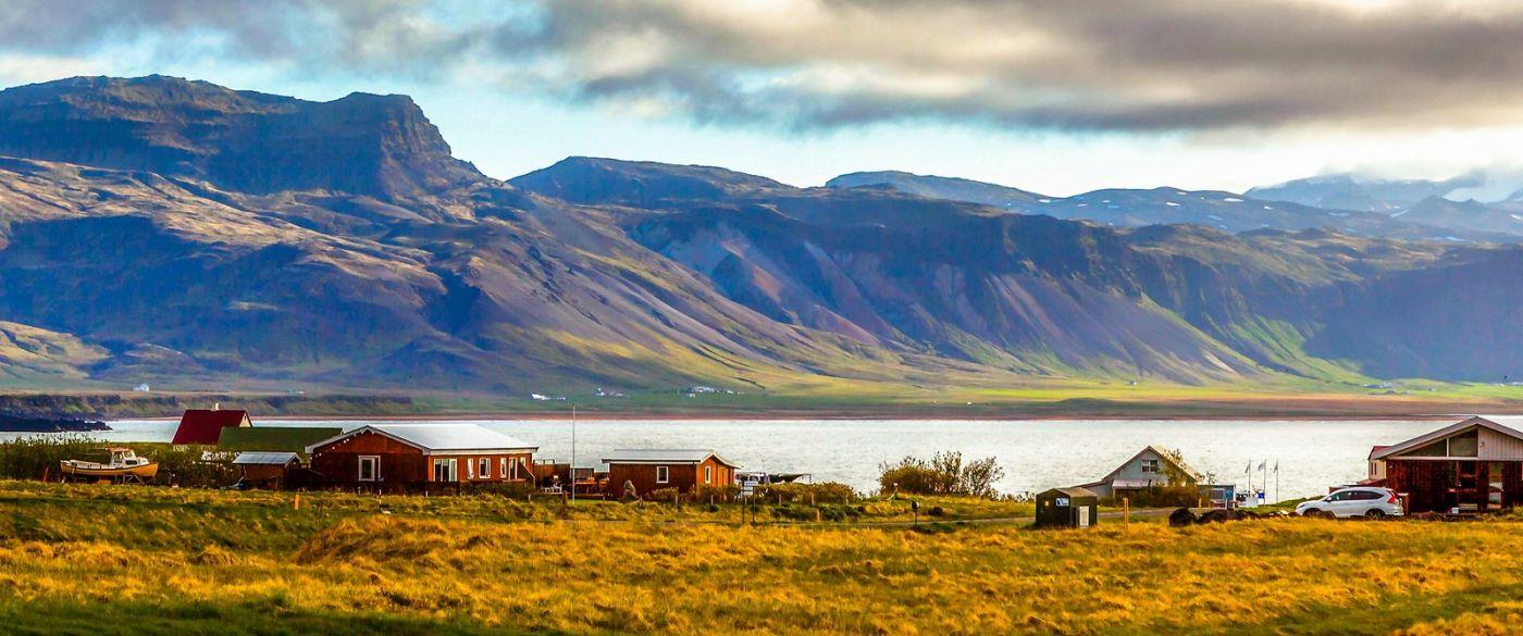 冰岛Arnarstapi,海边美景_图1-15