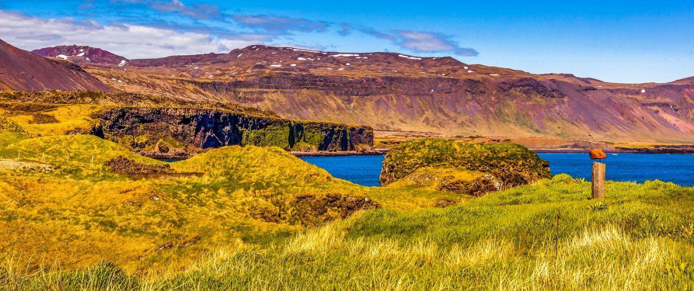 冰岛Arnarstapi,海边美景_图1-14