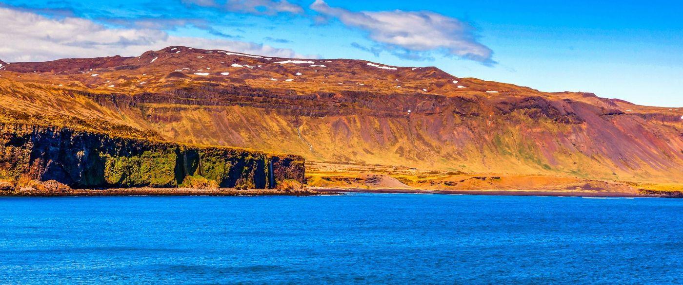 冰岛Arnarstapi,海边美景_图1-13