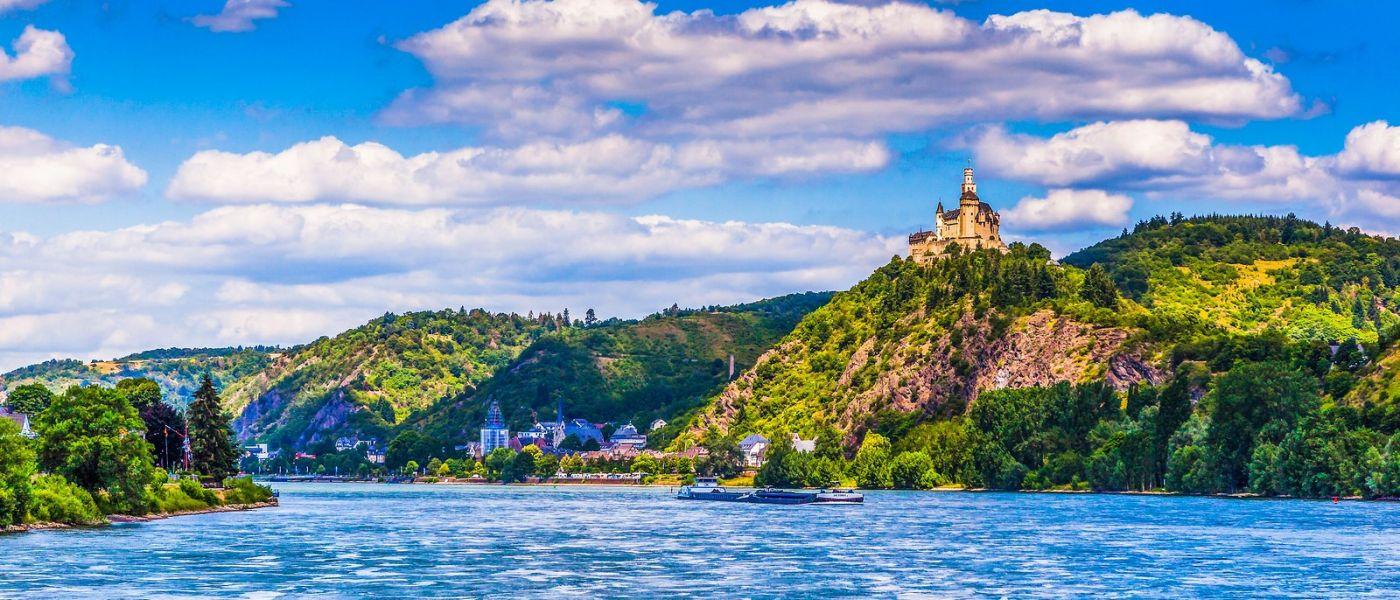畅游莱茵河,岸上的景_图1-40