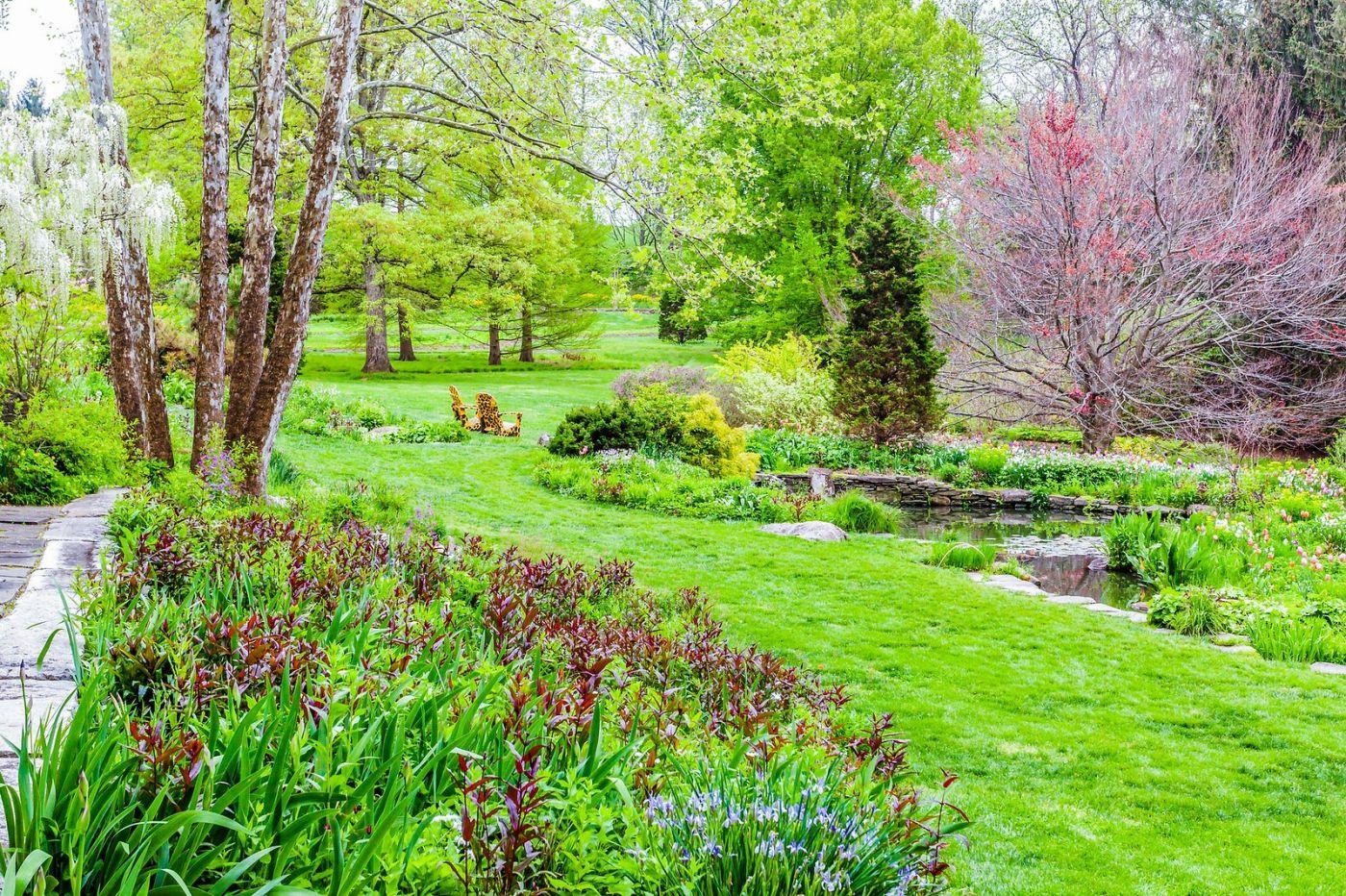 Chanticleer花园,期待春天_图1-39