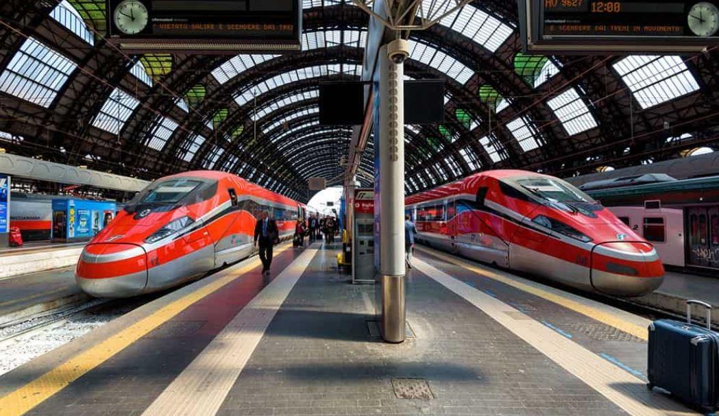 意大利: 坐错火车,遭遇小偷_图1-1