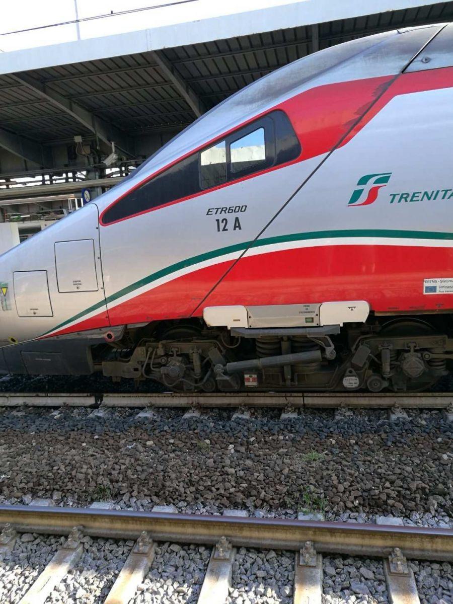 意大利: 坐错火车,遭遇小偷_图1-2
