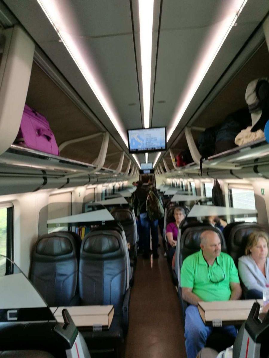 意大利: 坐错火车,遭遇小偷_图1-5