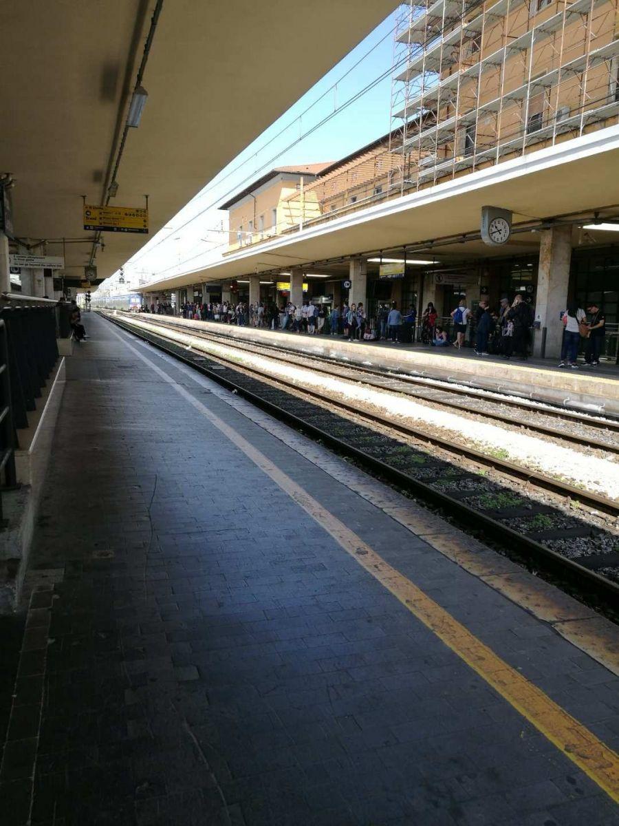 意大利: 坐错火车,遭遇小偷_图1-3