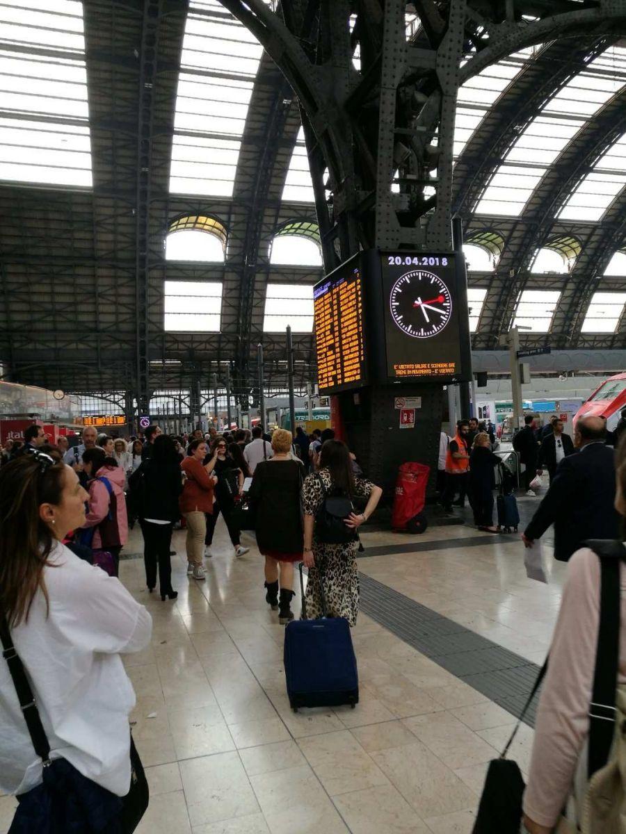 意大利: 坐错火车,遭遇小偷_图1-6